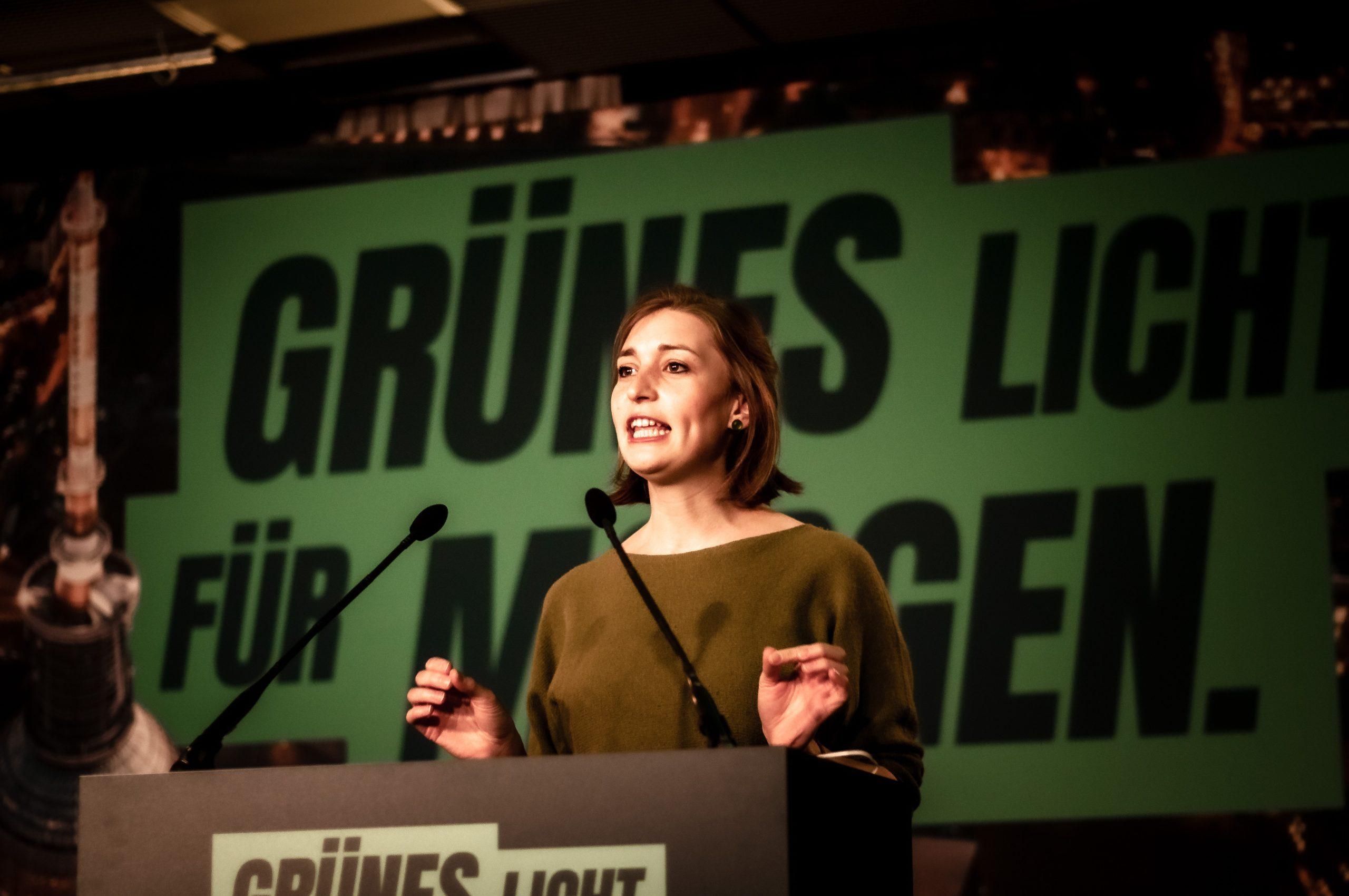 Bewerbung auf der Landesliste von Bündnis 90/ Die Grünen Berlin